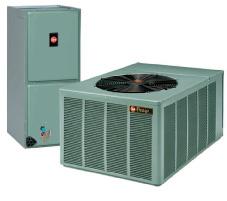Rheem 15.5 SEER R-410A Heat Pump Split System
